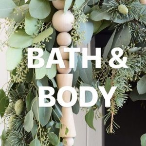 Other - BATH AND BODY